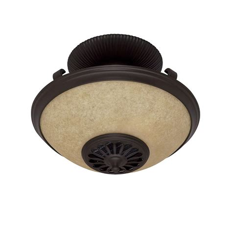 hunter ceiling mounted bathroom   space heater