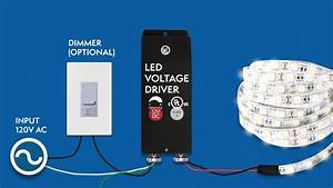 12vdc Dimmable Led Driver Installation