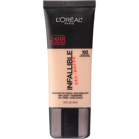 L Oreal Infallible Pro Matte Foundation l or 233 al infallible pro matte foundation ebay
