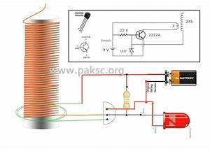 How To Make Simple Tesla Coil  Video Urdu