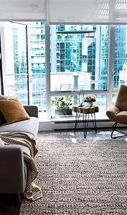 Interior in DT Vancouver.... in 2020   Home decor, Home, Decor