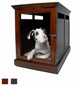 townhaus designer dog crate traditional dog kennels and crates With stylish dog kennels