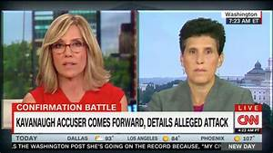 Kavanaugh Accuser's Lawyer Says She Is Willing To Publicly ...