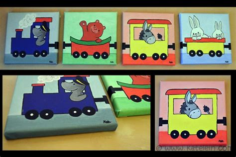 bilder kinderzimmer leinwand lustiger tiertransport tolle bilder auf keilrahmen fürs kinderzimmer www katelein