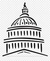Capitol Easy Congress Drawing Clipart Building Draw Drawings Clip Webstockreview Cliparts Paintingvalley Library Found sketch template