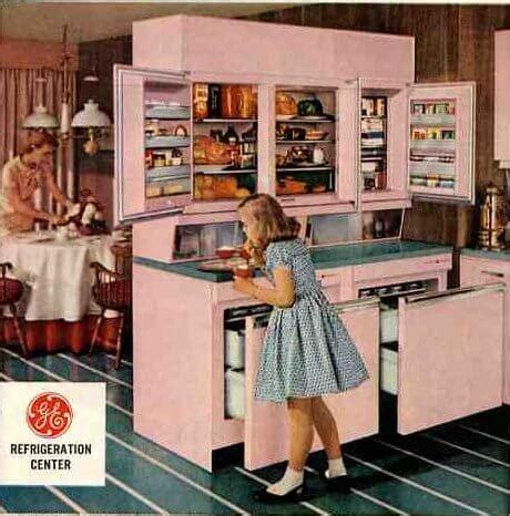 suzy homefaker pink kitchen