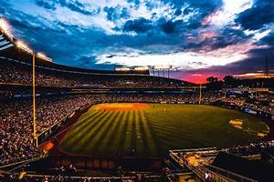 Photo of the Day: The sun sets on beautiful Kauffman ...