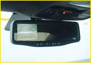 Back Up Camera Retrofit Camaro 2012-2015 Coupes