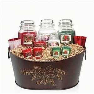 Bridal Shower Door Prize idea Candle Basket