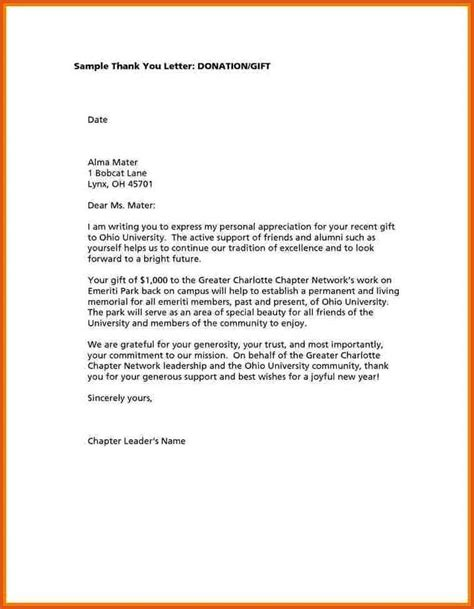 financial support letter general resumes
