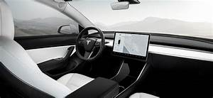 New inside shots of white interior : teslamotors