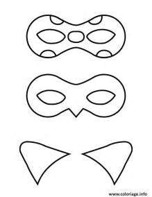 Coloriage Ladybug Et Chat Noir Mask Dessin