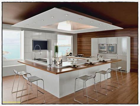 cuisine avec ilo photo cuisine avec ilot central best modele de cuisine