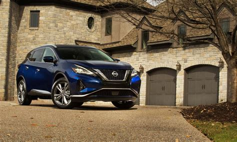 restyled  nissan murano price rises