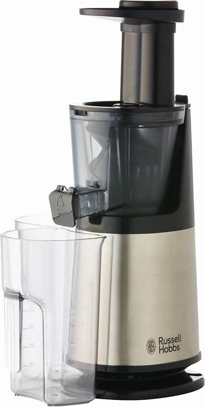 Hobbs Press Cold Juicer Russell Luxe Slow