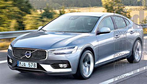 Burlappcar 2019 Volvo S60