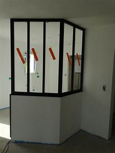 Verriere d39interieur art bois concept menuiserie for Verriere d interieur en bois