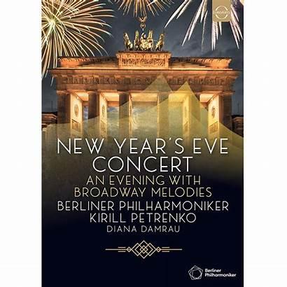 Silvesterkonzert Dvd Philharmoniker Eve Berliner Berlin Concert