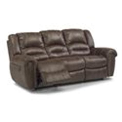 Flexsteel Downtown Power Reclining Sofa by Flexsteel Latitudes Downtown Transitional Power