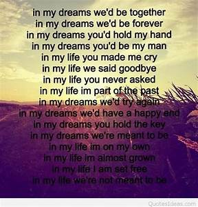 Deep love quote... Deep First Love Quotes