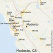Best Places to Live in Modesto, California