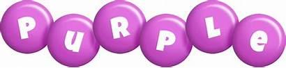 Purple Candy Logos Text Amazing Textgiraffe Colorful