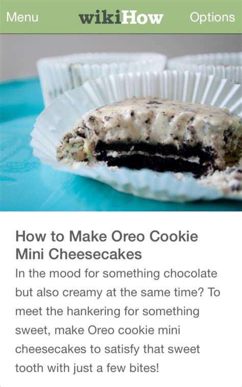 how to make mini cheesecakes musely