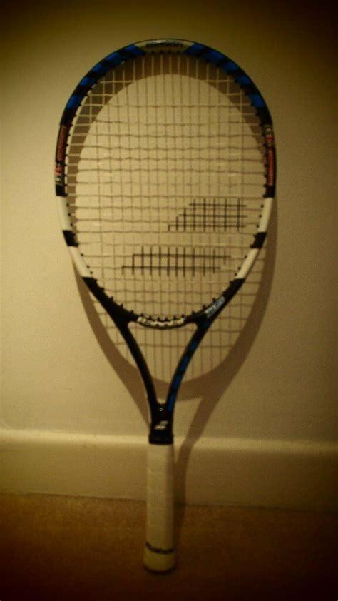 babolat pulsion  tennis racket  carry case  tennis balls  bournemouth dorset