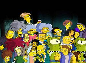 The Simpsons images the simpsons villains HD wallpaper and background photos (38798393)