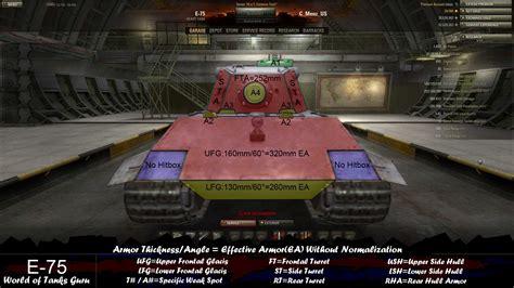weak spot guide   world  tanks guru