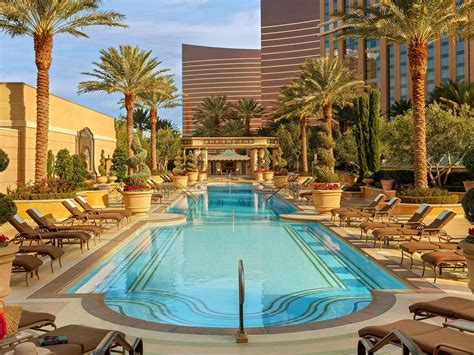 the 10 best hotels in las vegas cond 233 nast traveler