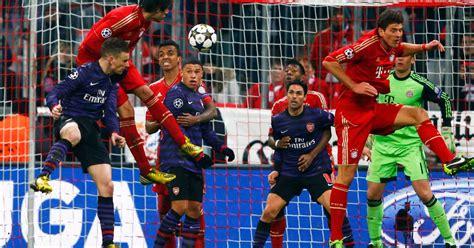 Arsenal v Bayern Munich: Arsenal triumph 2-0 over Bayern ...