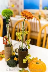 Tischdeko Mit Sonnenblumen : geburtstagdeko f r herbst basteln und dekorieren ~ Lizthompson.info Haus und Dekorationen