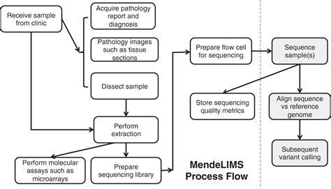 mendelims a web based laboratory information management