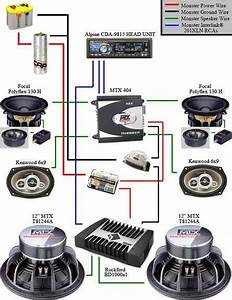 Car Sound System Diagram Best 1998 2002 Ford Explorer Stereo Wiring Diagrams Are Here