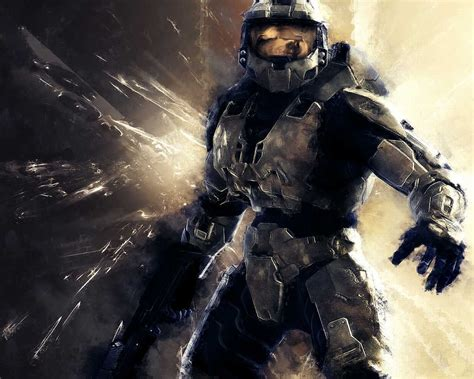 Video Games Halo Hd Desktop Wallpaper