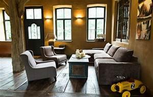 Sofa Sessel Kombination : wohnzimmer couch mit anderen sitzgelegenheiten kombinieren ~ Michelbontemps.com Haus und Dekorationen