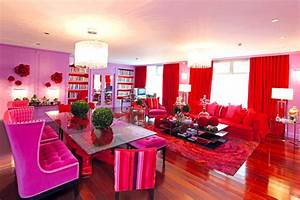 Colorful Eclectic Style reigns in Kris Aquino's Condo RL