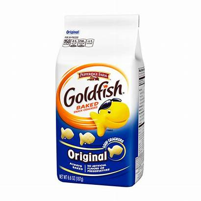 Goldfish Farm Pepperidge Crackers