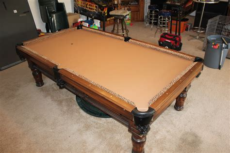 golden west pool table 1970 39 s golden west shows wildside pool table service