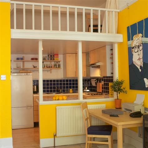 Kitchen Design For Small Flat » Design and Ideas