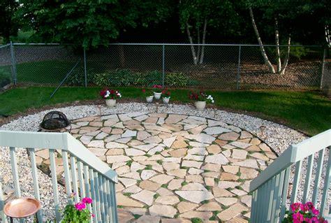 how to build a flagstone patio blain s farm fleet