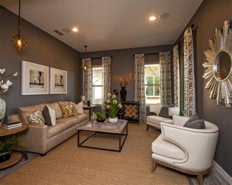 Grau Braun Wohnzimmer by Grey Brown Living Room Houzz