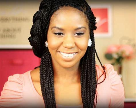 Best 25+ Ghana Braid Styles Ideas On Pinterest