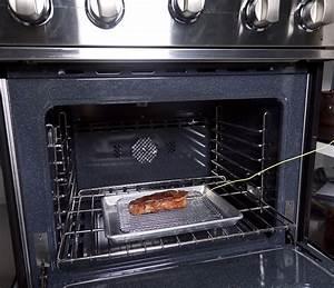 broil steak in oven