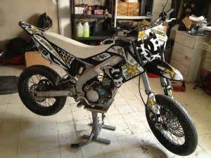 derbi drd pro black white rockstar for all s days moto