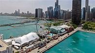 Coronavirus outbreak: Navy Pier, 360 CHICAGO Observation ...