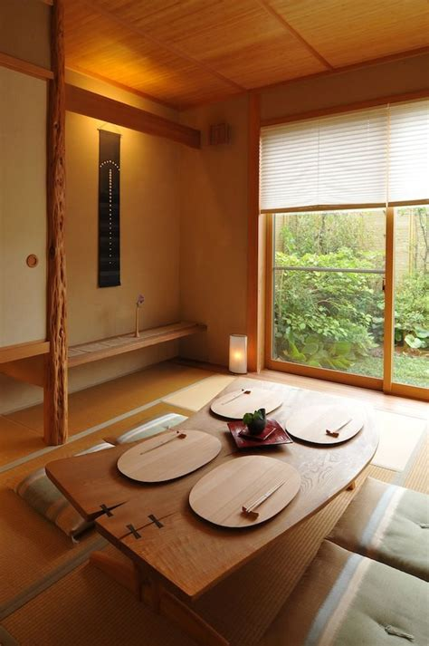 japanese dining room design modern designs revolving around japanese dining tables