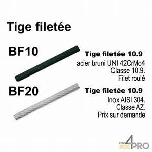 Tige Filetée 10 Mm : visserie et boulonnerie 4mepro ~ Edinachiropracticcenter.com Idées de Décoration
