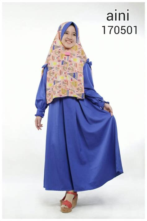 trend baju muslim anak perempuan  busana muslim